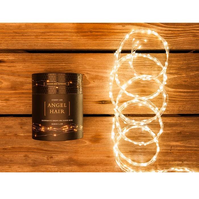 Draht-Lichterkette 1,5 Meter
