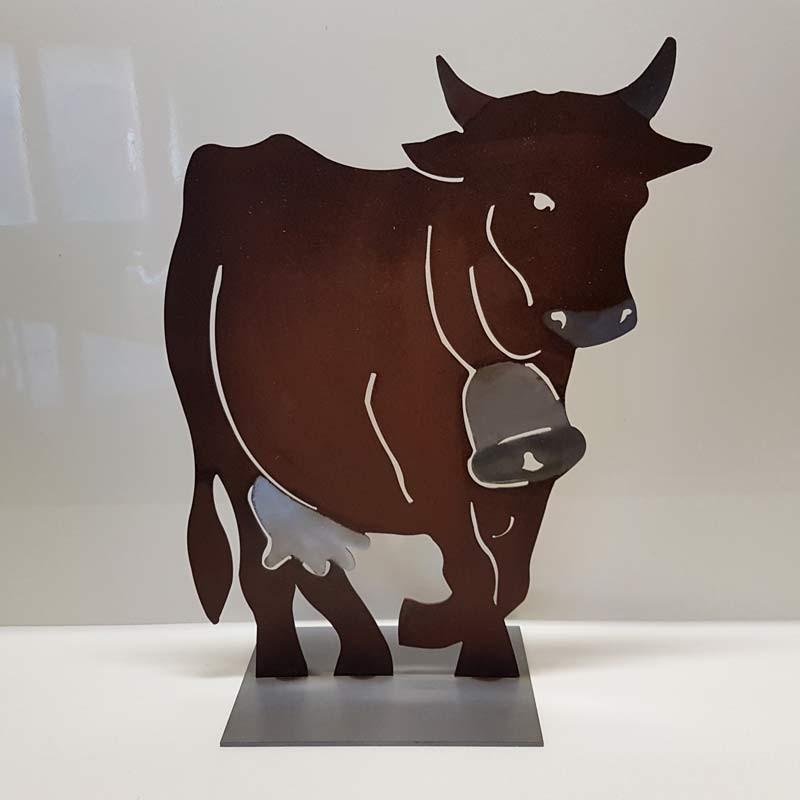 Kuh gehend